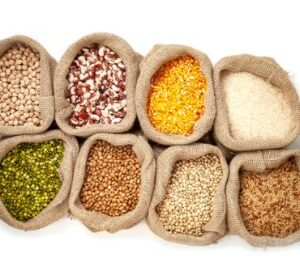Cereales y legumbres